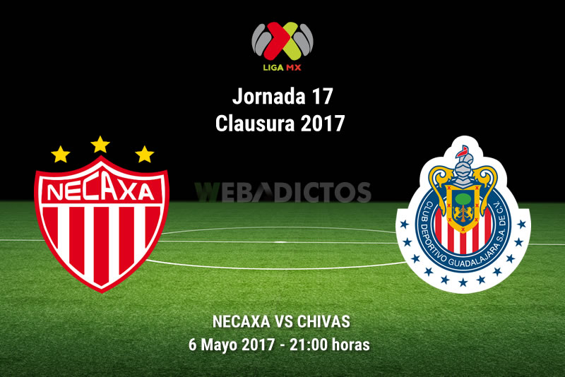Necaxa vs Chivas, Jornada 17 Liga MX C2017 | Resultado: 0-0 - necaxa-vs-chivas-j17-clausura-2017