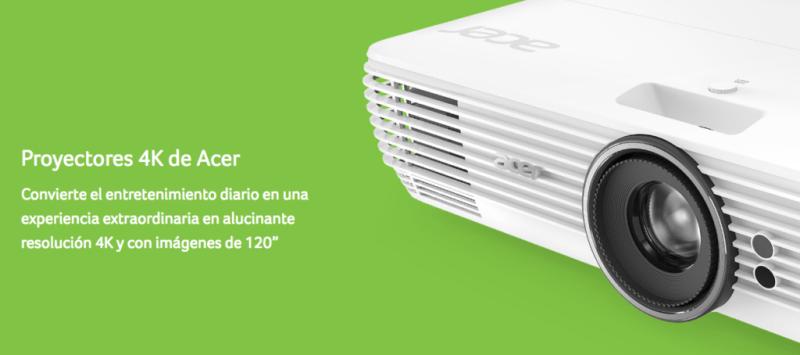 Acer presenta su nuevo portafolio de notebooks gaming ultrafinos - proyectores-compatibles-con-hdr-800x355