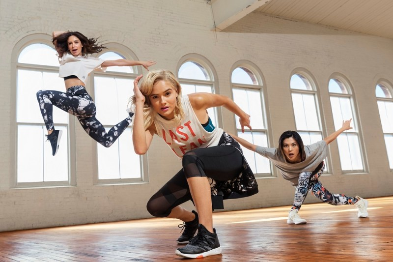 Reebok City Series Dance, la nueva colección de Reebok para mujeres - reebok-city-series-dance-800x533