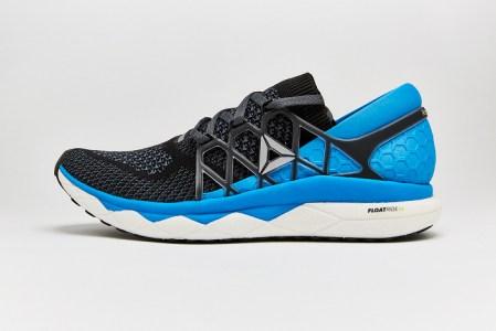 Reebok Floatride es reconocido como el mejor debut en guía de calzado