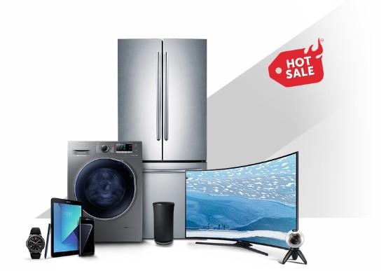 ¡Samsung en el Hot Sale 2017! conoce sus promociones y ofertas - samsung-hot-sale-2017