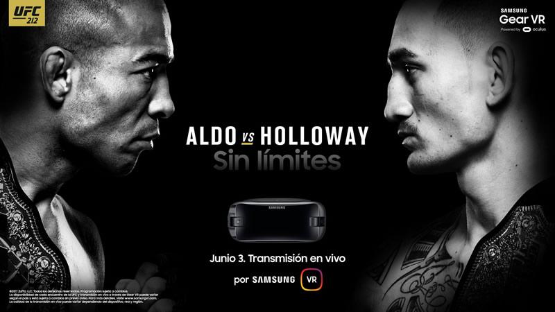 Transmitirán en vivo peleas de la UFC en dispositivos de realidad virtual