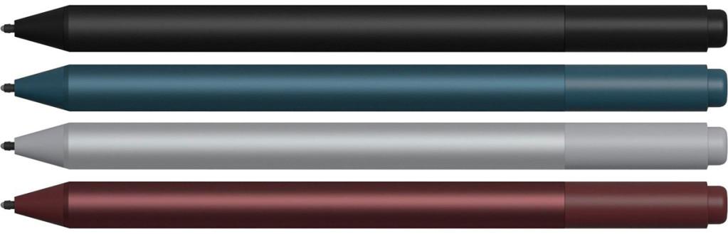 Microsoft Surface Pro del 2017: así es como luce - sp-pens