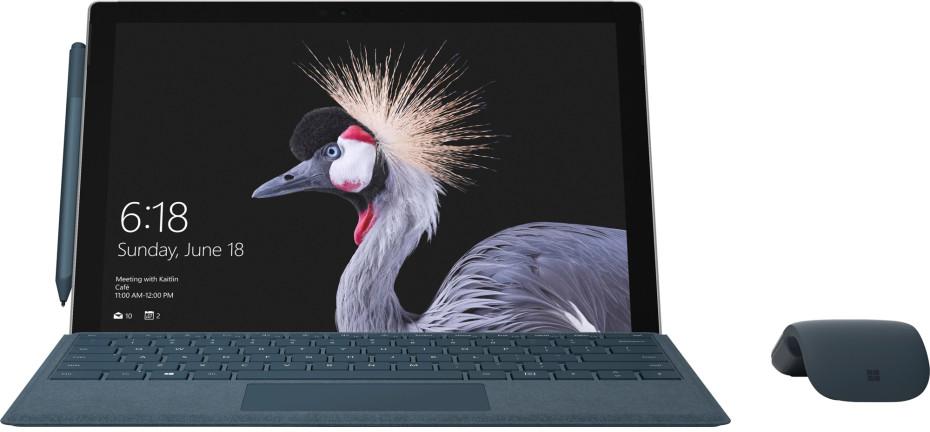 surface pro 2017 hero Microsoft Surface Pro del 2017: así es como luce