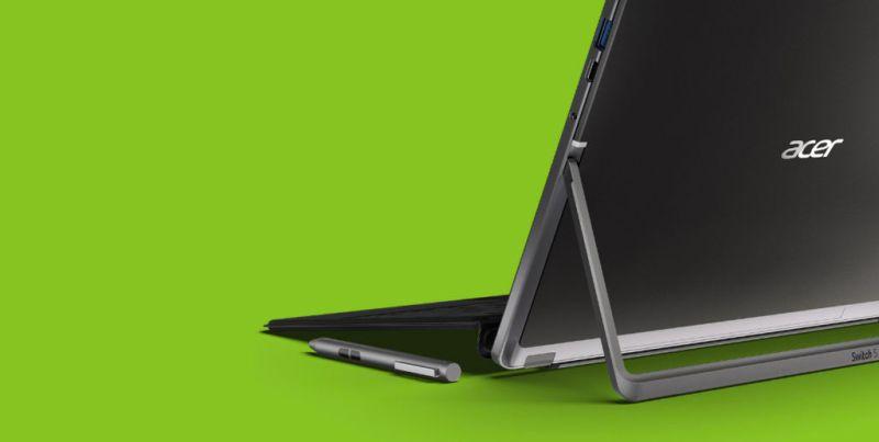 Acer presenta su nuevo portafolio de notebooks gaming ultrafinos - switch-5-acer-800x403
