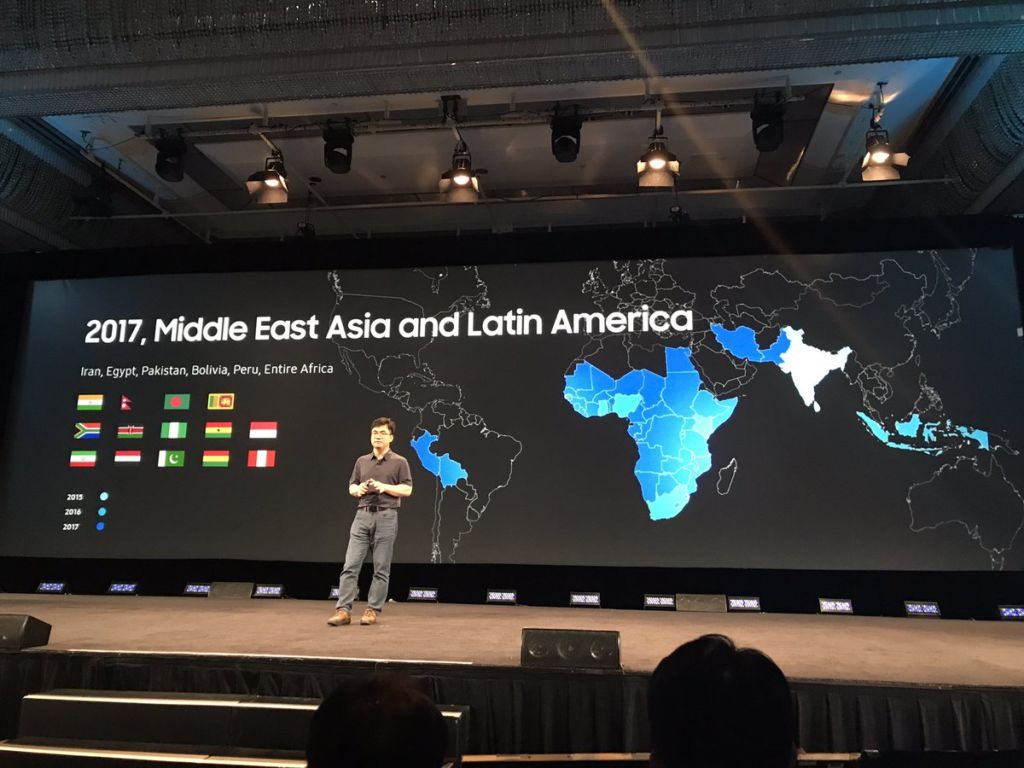 tizen expansion Samsung tiene planes de expandir Tizen a todo el mundo