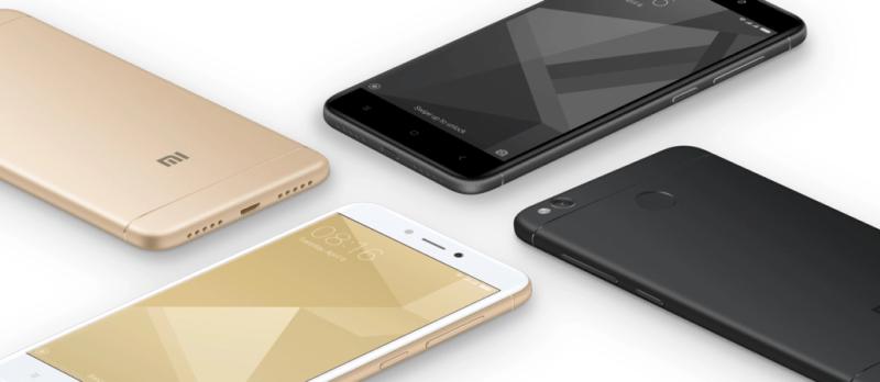 Xiaomi lanza Redmi Note 4 y Redmi 4X en México: Características y precios - xiaomi-redmi-4x-mx-800x348