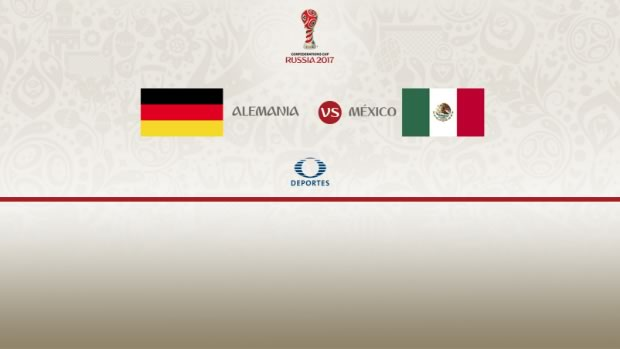 México vs Alemania, Semifinal Confederaciones 2017   Resultado: 1-4 - alemania-vs-mexico-en-vivo-semifinal-confederaciones-2017