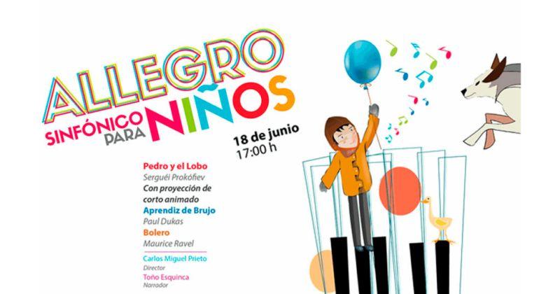 """Cinépolis presentan en vivo: """"Allegro Sinfónico para Niños"""" en 37 salas de todo el país - allegro-sinfonico-para-ninos-800x420"""