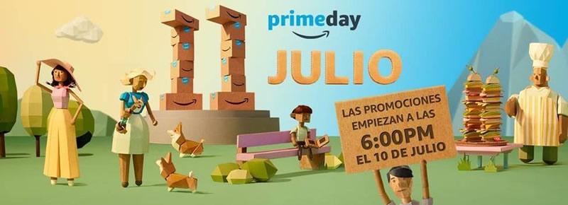 Amazon México participará en el Prime Day 2017 por primera vez