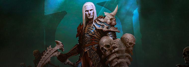 El paquete Ascenso del Nigromante será desatado el 27 de Junio en Diablo III - ascenso-del-nigromante