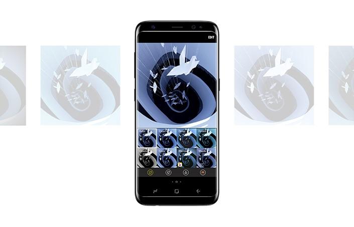 Conoce más de la cámara del Samsung Galaxy S8 - camara-s8-3