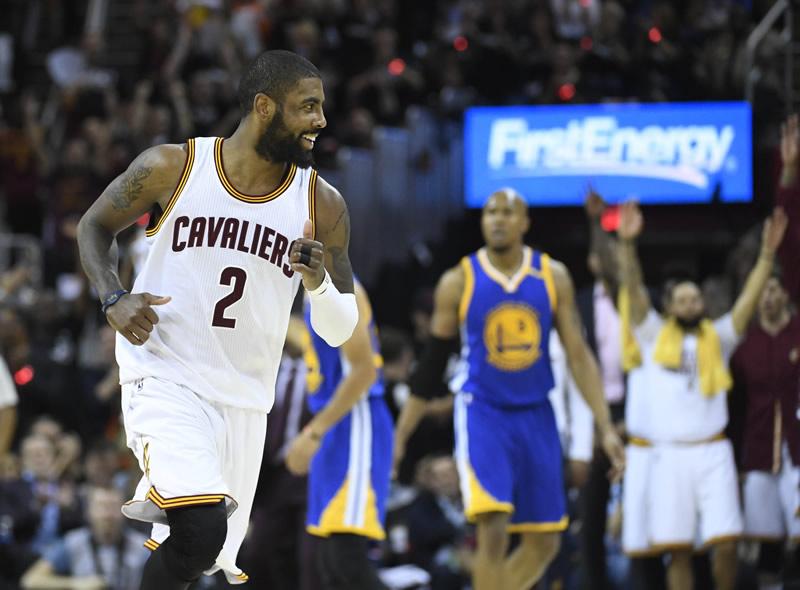 Cavaliers vs Warriors, Juego 5 Final NBA 2017   Resultado: 120-129 ¡Warriors Campeón! - cavaliers-vs-warriors-juego-5-final-nba-2017