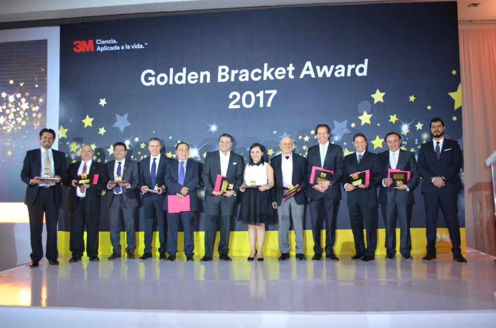 Los ganadores de la final del concurso Golden Bracket Award 2017 - concurso-golden-bracket-award-2017