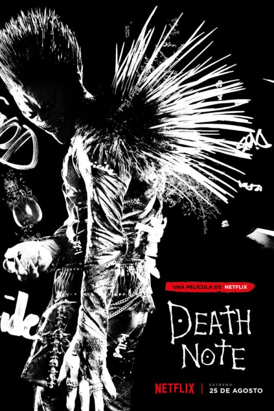 Netflix revela el trailer oficial de Death Note - death-note_-534x800