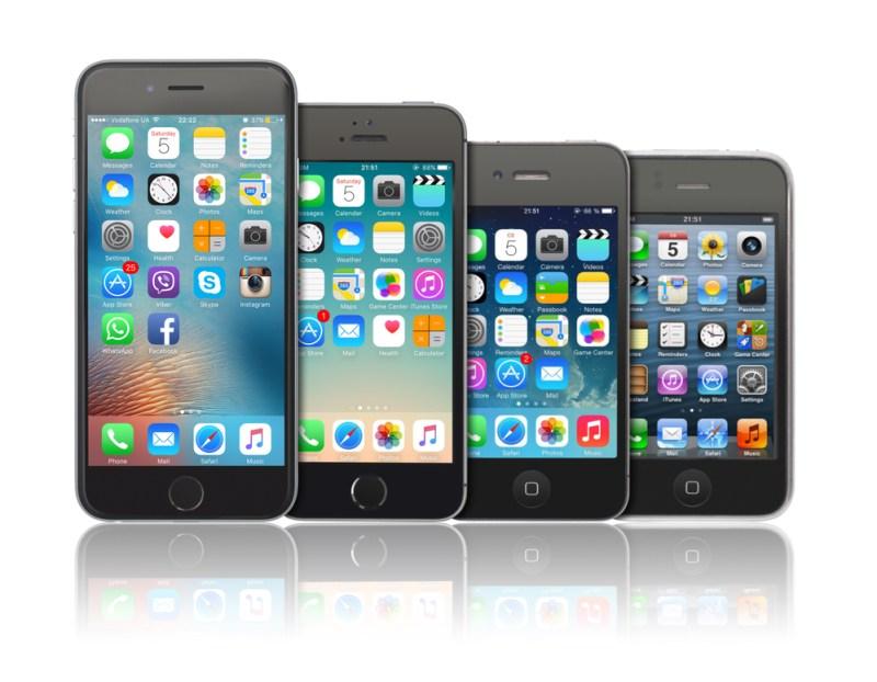 10 datos sobre el iPhone para celebrar su décimo aniversario - evolucion-del-iphone-800x622
