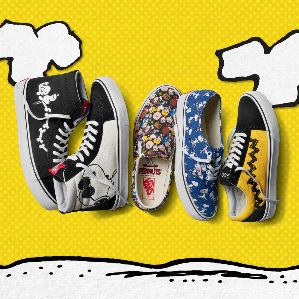 fa17 classics peanuts collection elevated Vans lanza nueva colección PEANUTS