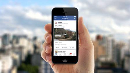 Facebook planea invertir en contenido original creado en Hollywood