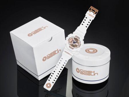 G-Shock en colaboración con el DJ Dash Berlin crean lo mejor de ambos mundos: visión y tecnología.
