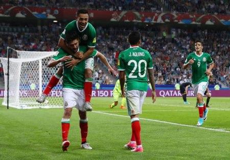 Horario México vs Alemania y canal, Semifinal Confederaciones 2017