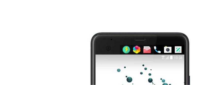 HTC U Ultra edición Limitada: características y precio ¡ya disponible en México! - htc-u-ultra-segunda-pantalla-800x337