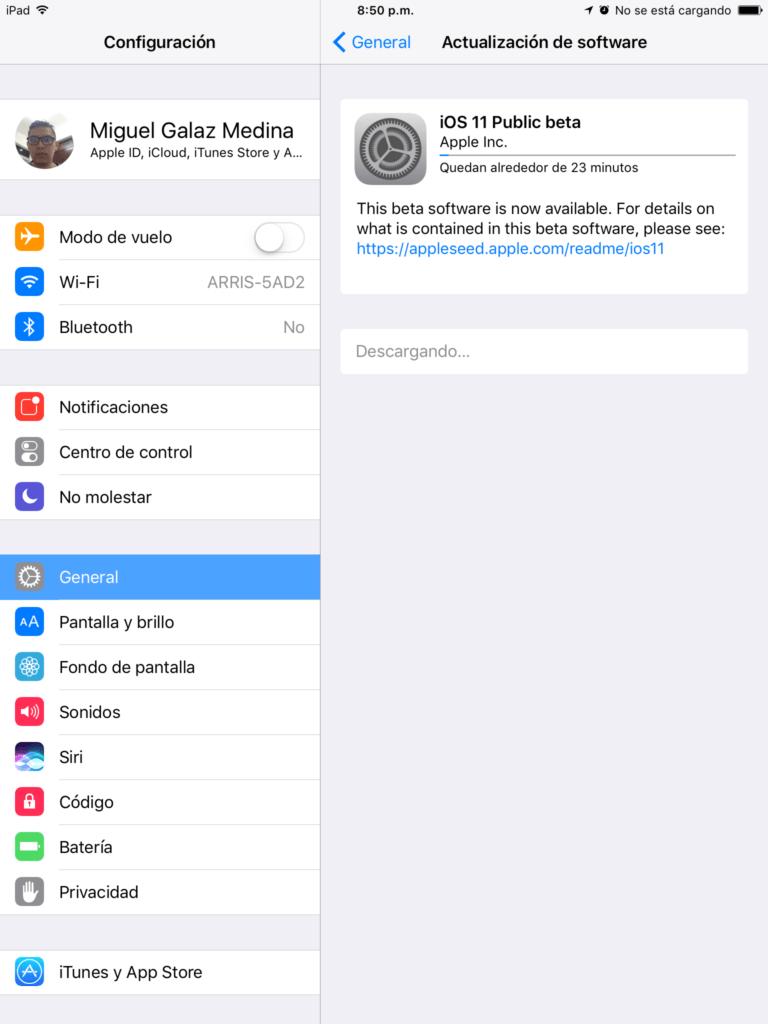 Apple lanza la primera beta pública de iOS 11 - img_1310