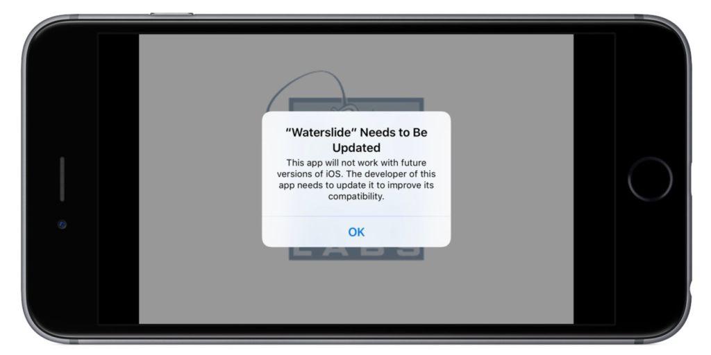 Búsquedas dentro de la App Store ya no muestran aplicaciones de 32 bits - ios-10-app-store-32-bits-loc