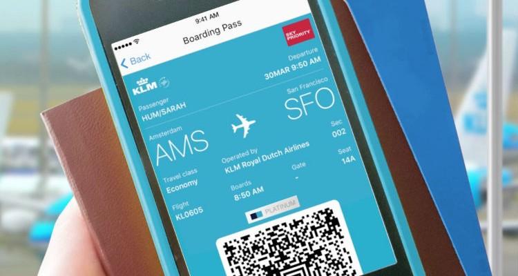 Ahora podrás confirma tus reservas de vuelo de KLM a través de Twitter y WeChat - klm-check-in-desde-twitter