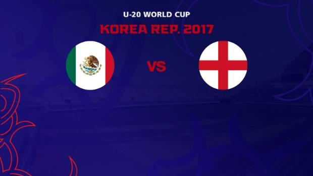 México vs Inglaterra, Mundial Sub 20 2017 | Resultado: 0-1 - mexico-vs-inglaterra-sub-20-2017-televisa-deportes