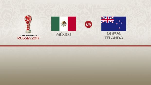 México vs Nueva Zelanda, Confederaciones 2017 | Resultado: 2-1 - mexico-vs-nueva-zelanda-copa-confederaciones-2017-en-vivo