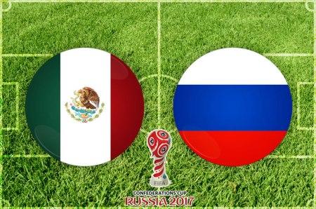 México vs Rusia, Copa Confederaciones 2017 | Resultado: 2-1
