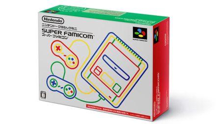 Nintendo lanzará la Super Famicom Mini como exclusiva para Japón