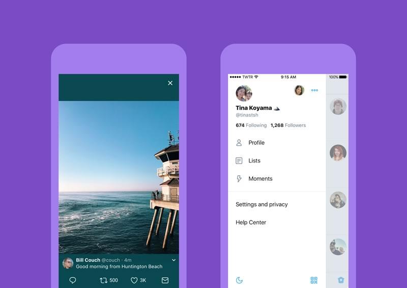Así es el nuevo diseño de la red social — Twitter