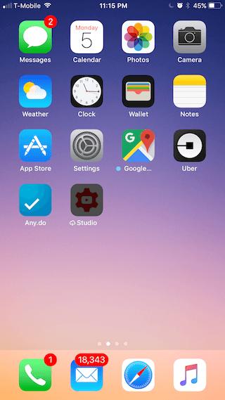 offload apps hs iOS 11 borrará aplicaciones no usadas de manera automática, conservando sus datos