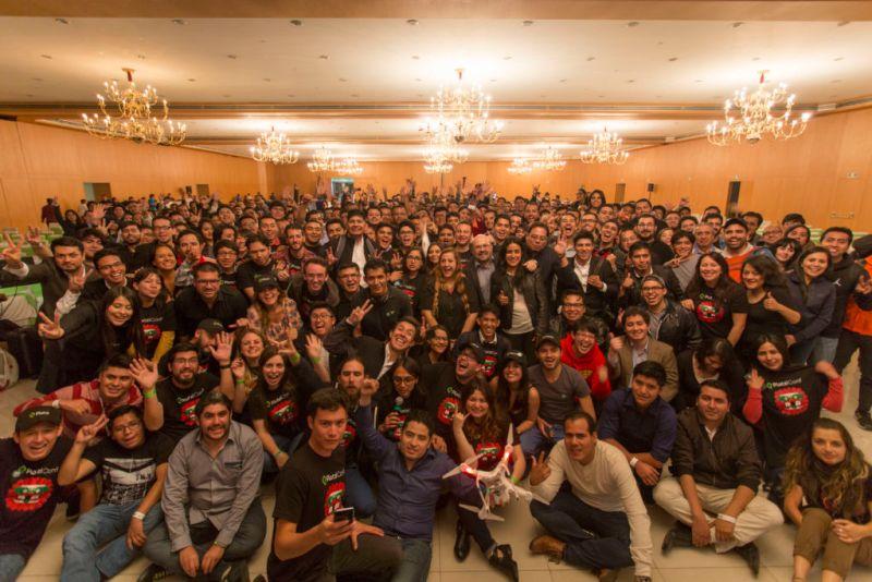 platziconf2016 800x534 PlatziConf 2017 llega a México en su octava edición