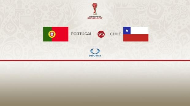 Portugal vs Chile, Semifinal Confederaciones 2017 | Resultado: 0(0)-0(3) - portugal-vs-chile-en-vivo-semifinal-confederaciones-2017
