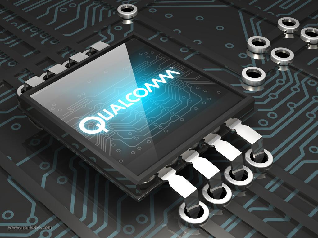 Qualcomm presenta un ecosistema para el desarrollo de altavoces inteligentes - qualcomm-chip-logo