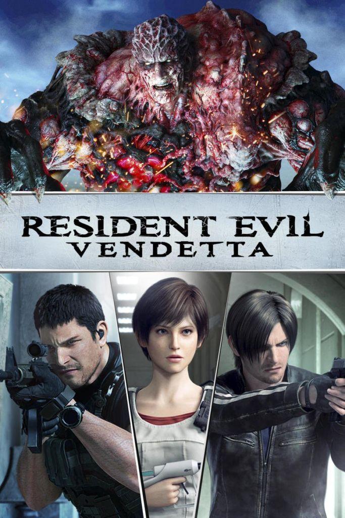 Cinépolis presenta la película animada en 3D, Resident Evil: Vendetta - resident-evil-vendetta-1