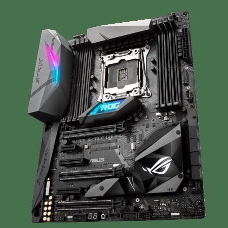Computex 2017: los nuevos productos de sus línea de consumo y estilo de vida ASUS - rog-strix-x299-e-gaming_kv-450x450