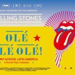 Cinépolis presenta documental Rolling Stones Olé Olé Olé!: un viaje a través de América Latina