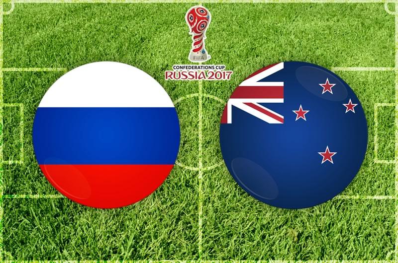 Rusia vs Nueva Zelanda, Inauguración Confederaciones 2017 | Resultado: 2-0 - rusia-vs-nueva-zelanda-confederaciones-2017