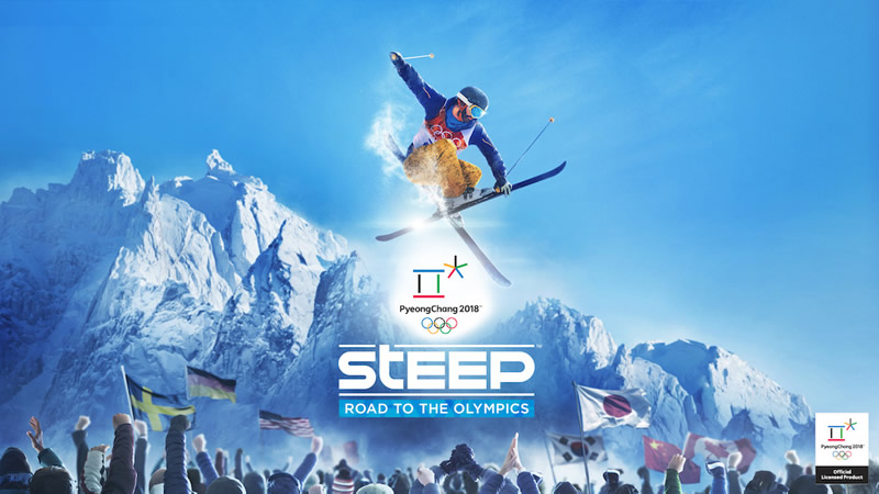 Steep Road to Olympics llega el 5 de diciembre - steep-road-to-the-olympics