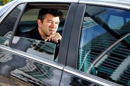 CEO de Uber deja la empresa por tiempo indefinido