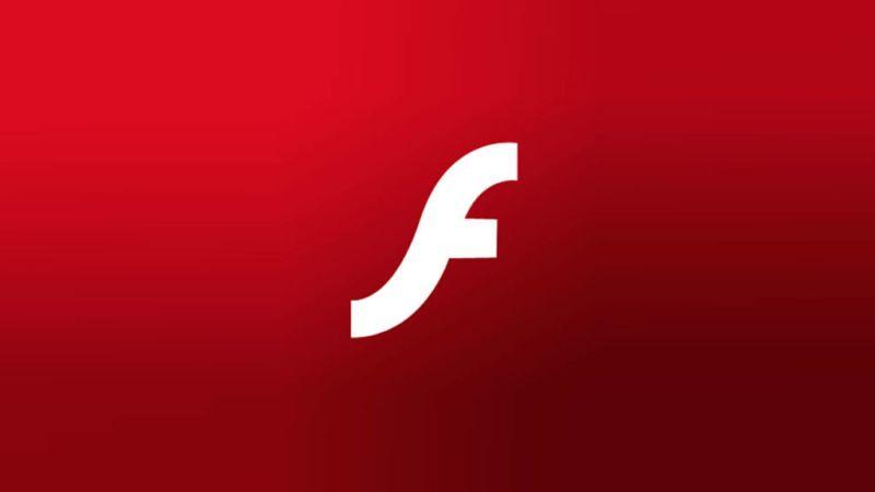 Adobe abandonará a Flash en el 2020 - adobe-flash-logo
