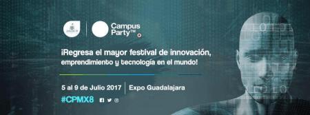 10 eventos imperdibles en este Campus Party 2017