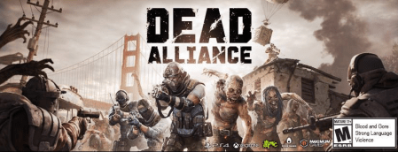 El multijugador Dead Alliance tendrá Beta Abierta ¡disponible en PS4, Xbox One y PC!