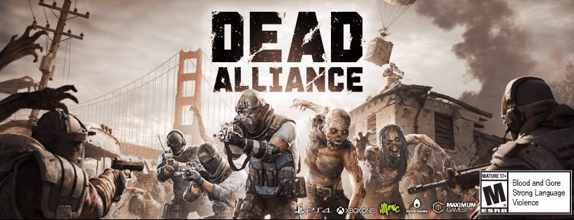 dead alliance El multijugador Dead Alliance tendrá Beta Abierta ¡disponible en PS4, Xbox One y PC!