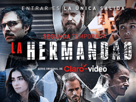 Claro video lanza la segunda temporada de su serie original: La Hermandad