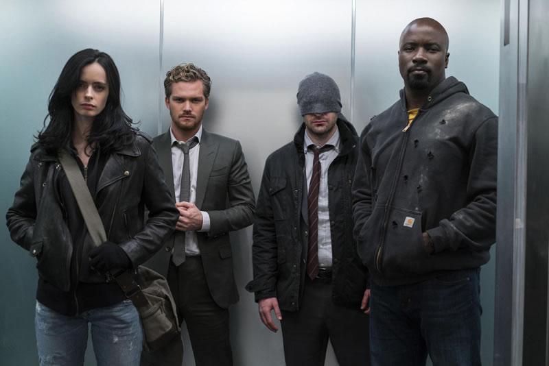 22 Estrenos en Netflix durante Agosto 2017 que tienes que ver - estrenos-netflix-agosto-2017-marvel-the-defenders