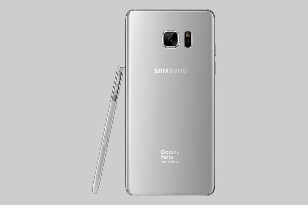 El Galaxy Note 7 volverá al mercado el 7 de julio, pero sólo en Corea del Sur - galaxy-note-7-fan-edition